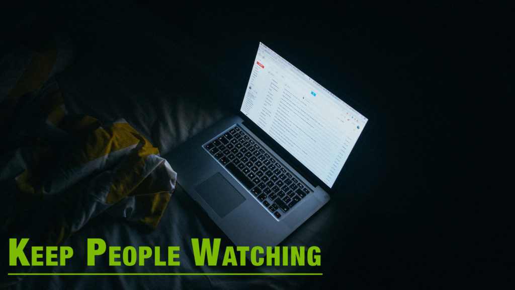 5 Ways to Keep People Watching Your YouTube Videos