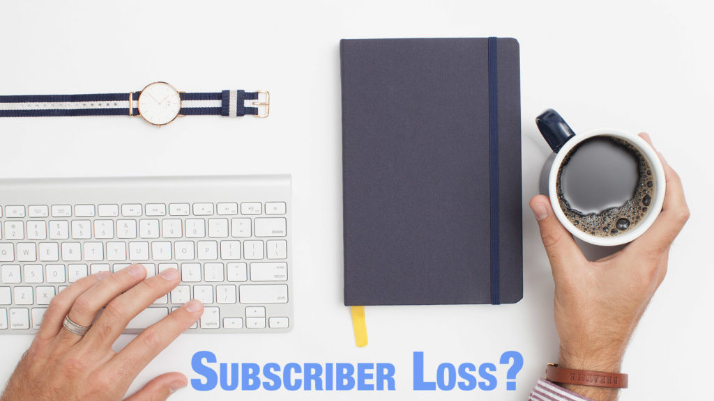 Subscriber loss