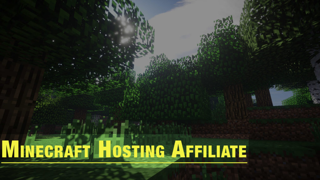 Earn Passive Income With Apex Minecraft Hosting