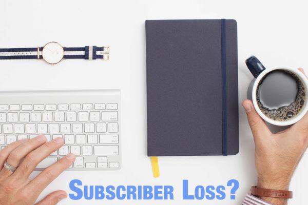 Subscriber loss